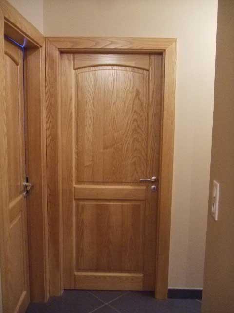 Menuiserie didierjean fabricant portes et portes for Chambranle de la porte